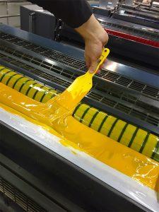 La imprenta de calidad para tirajes largos